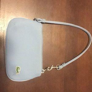 Lacoste purse Like New